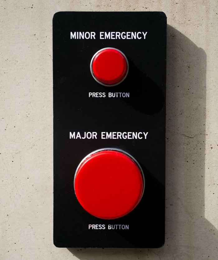 Choose Your Emergency