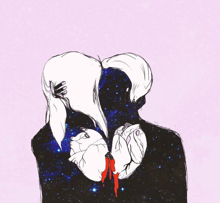 The Heart Kiss