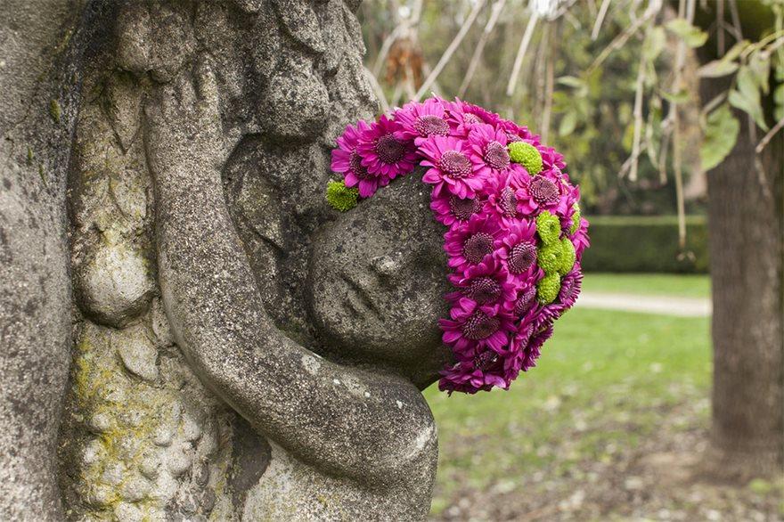 Çiçek kronları-sakal-anıtlar-geoffroy-mottart-brüksel-10