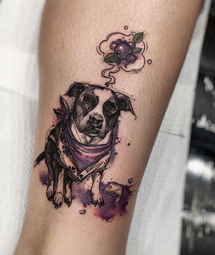10 Of The Best Dog Tattoo Ideas Ever Bored Panda