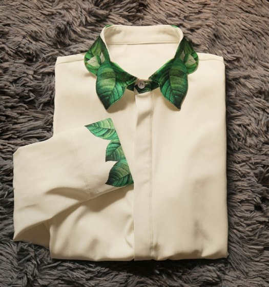 Creative Shirt Collars