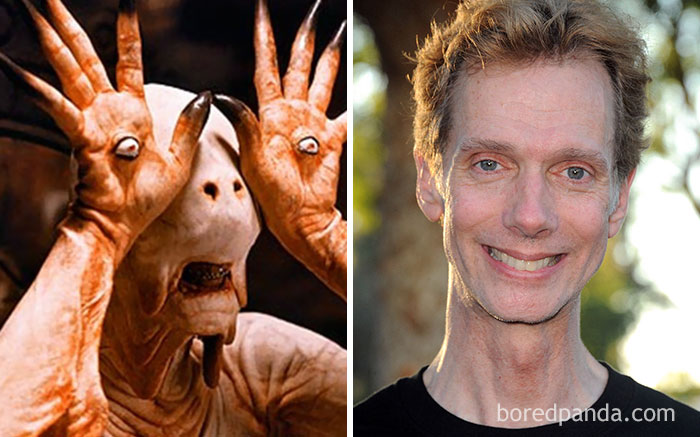 Pale Man - Doug Jones (Pan's Labyrinth, 2006)
