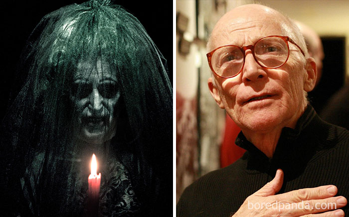 Bride In Black - Tom Fitzpatrick (Insidious: Chapter 2, 2013)