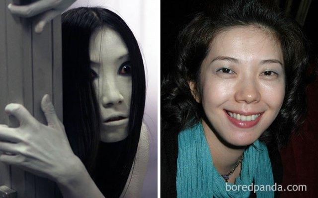Kayako - Takako Fuji (The Grudge, 2004)