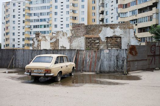 Photographer Captures Life In A Country That Doesn't Exist