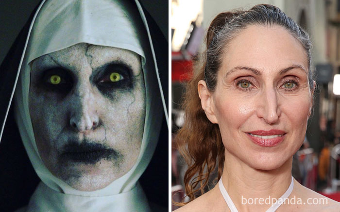 Valak - Bonnie Aarons (The Conjuring 2, 2016)