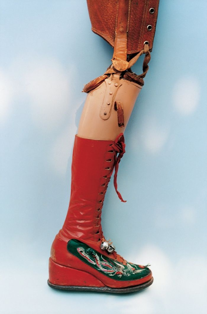 Prótese de perna