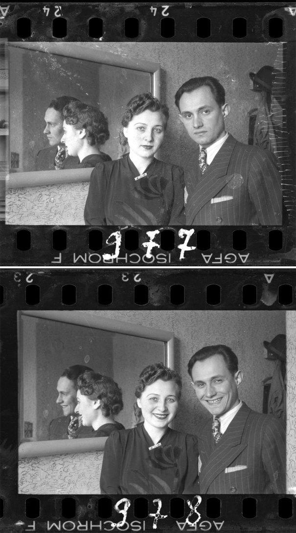 1940-1944: Portrait Of A Couple