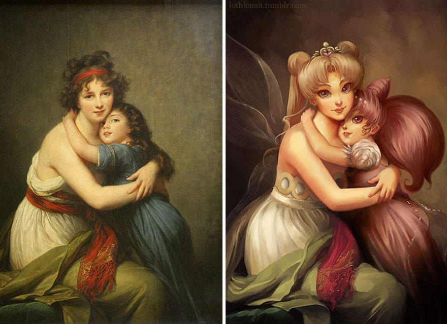 Pinturas clásicas