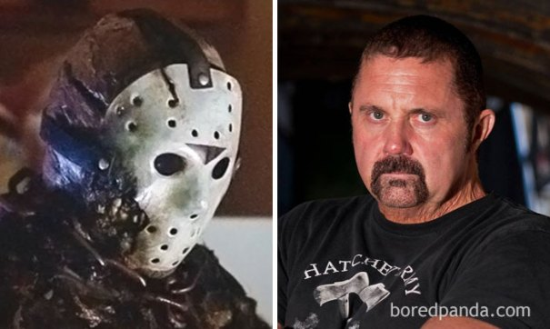 Jason Voorhees - Kane Hodder (Friday The 13th, 1980)