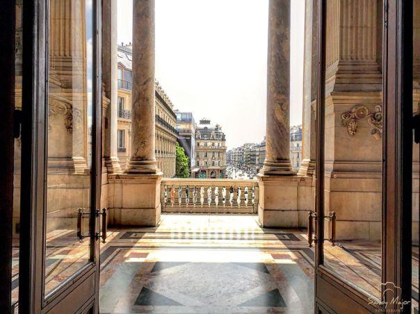 An Open View - Paris, France
