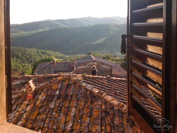 An Open View - Montebenichi, Italy