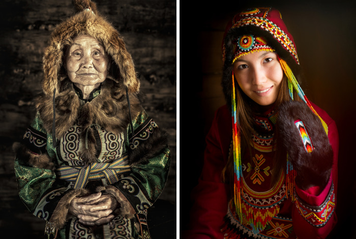 I Travelled 25000 Km In Siberia To Photograph Its Indigenous People, 6 Months Later Here's The Result