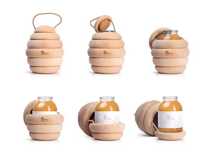 Colméia de mel