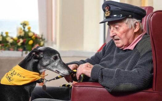 Assistance Dogs 1st Place Winner Alasdair Macleod, UK