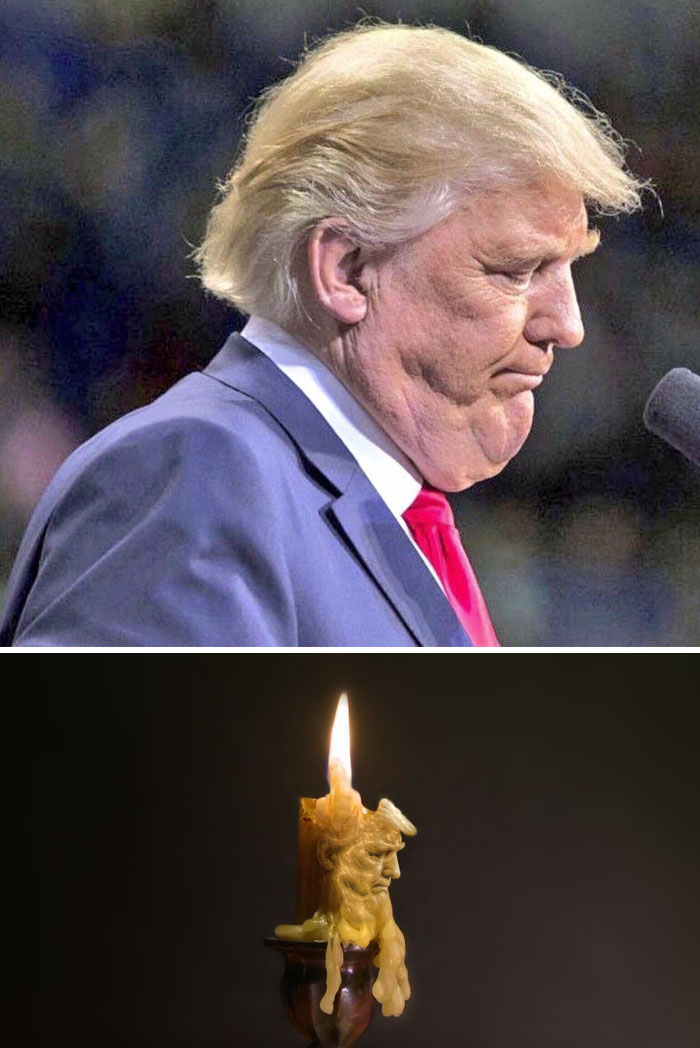 This Unflattering Picture Of Donald Trump
