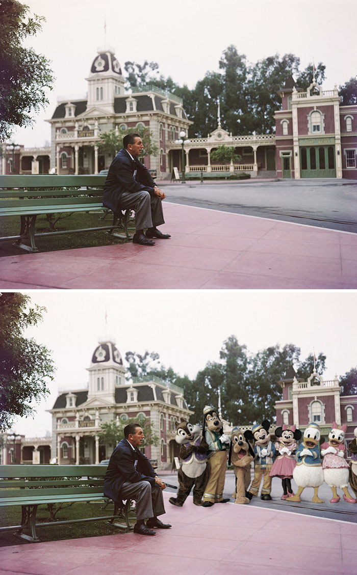 """Walt Disney Himself Was Originally In Charge Of The Monthly """"recasting Sessions"""" Where He Decided Who Had Been Underperforming In The Park"""
