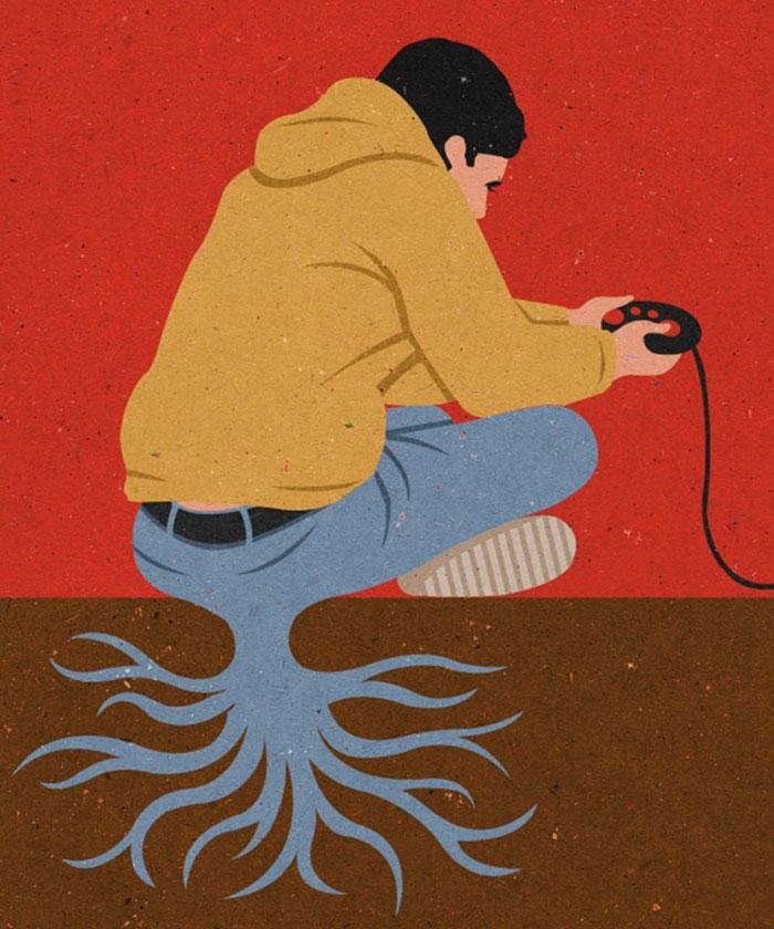 Todays-problems-illustrations-john-holcroft