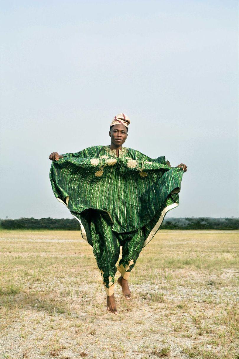 Por Adelou Osibodu - The Portraitist