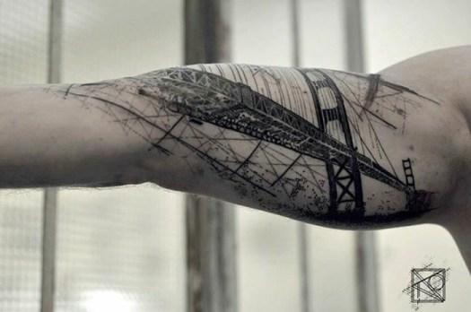 Architecture Tattoo Ideas