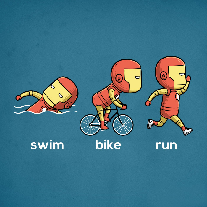 Sporty Iron Man - Ironman