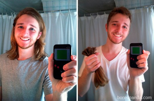 Just Donated My Hair To Pantene Beautiful Lengths