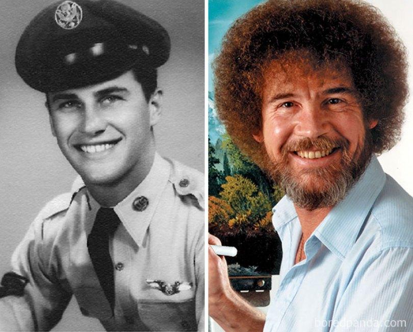 celebrities jobs before being famous 102 596f0a92e646a  700 - Onde trabalharam os famosos americanos? (Fotos: antes e depois)