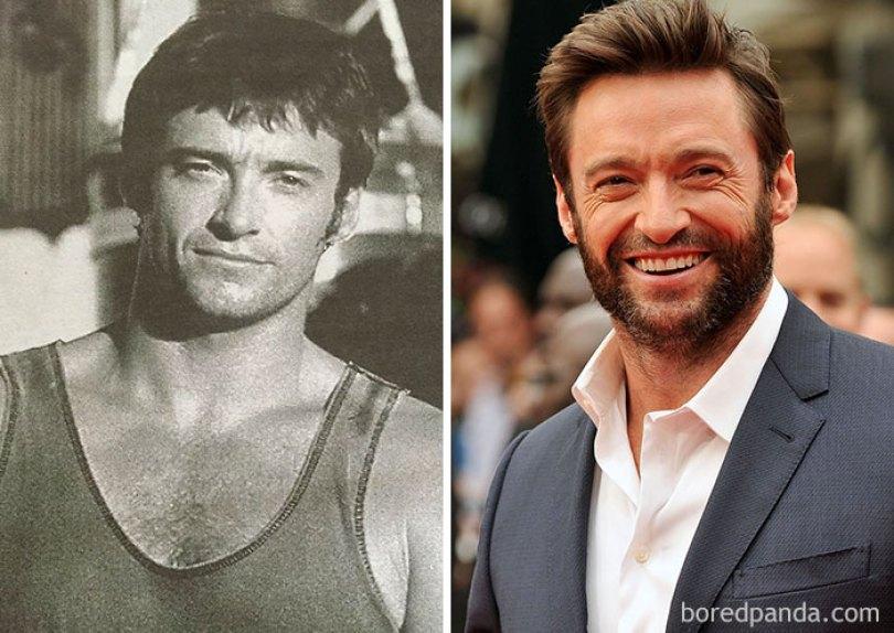 celebrities jobs before being famous 112 596f3fac42786  700 - Onde trabalharam os famosos americanos? (Fotos: antes e depois)