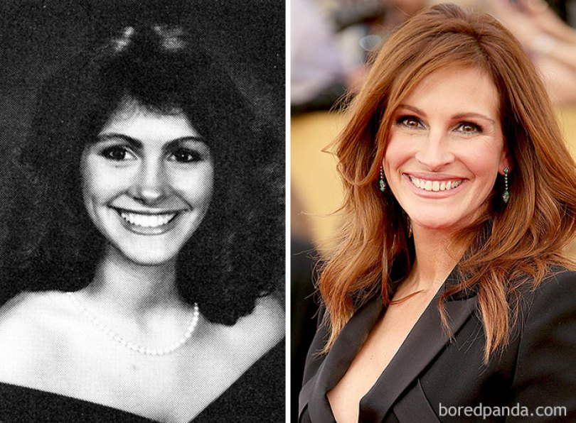 celebrities jobs before being famous 130 5970bb29637d2  700 - Onde trabalharam os famosos americanos? (Fotos: antes e depois)