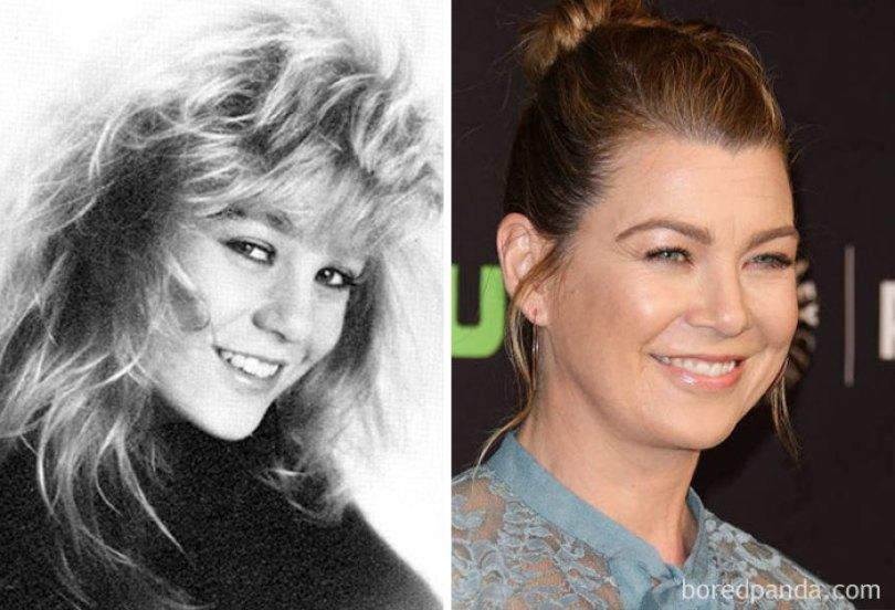 celebrities jobs before being famous 139 597ed3f6752ae  700 - Onde trabalharam os famosos americanos? (Fotos: antes e depois)