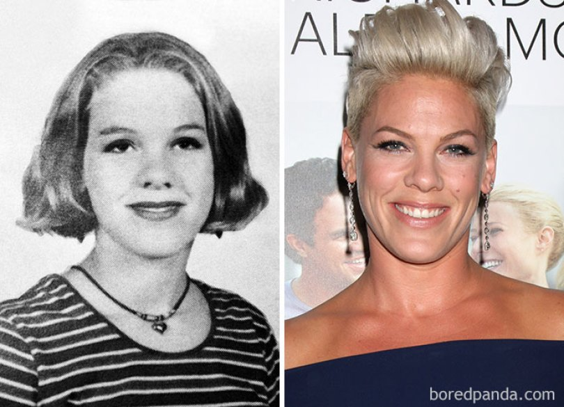 celebrities jobs before being famous 166 597f39d3e3fe3  700 - Onde trabalharam os famosos americanos? (Fotos: antes e depois)