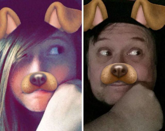 Dad Trolls Daughter By Recreating Her Racy Selfies, Ends Up Getting 2x More Followers Than Her (New Pics)