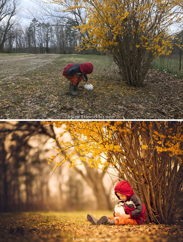 10+ Photos Showing What Most People See, And What A Photographer Sees