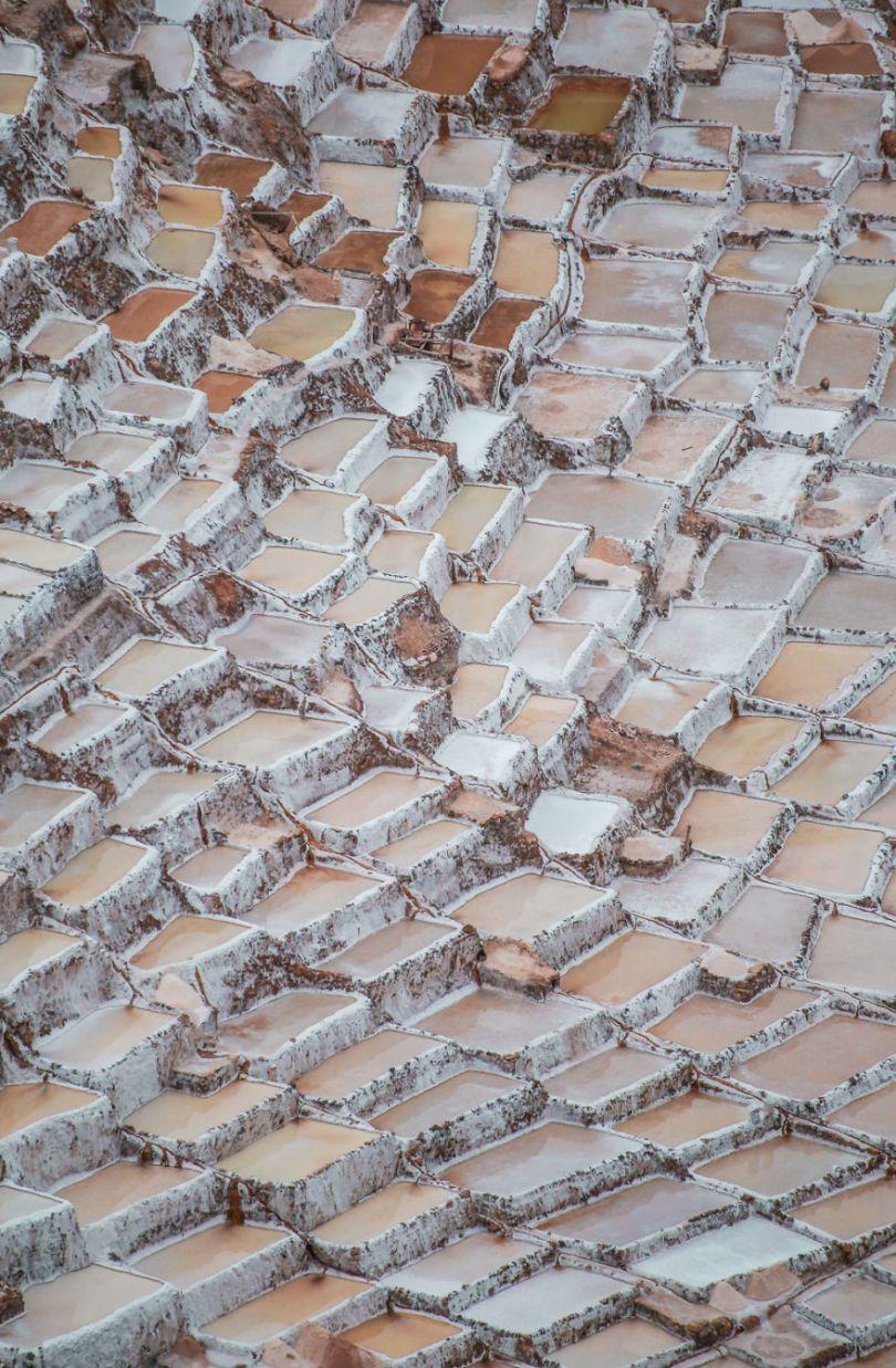 PIC 2 5986de46bc2a9  880 - Fotos lindas nas lagoas de sal do Peru