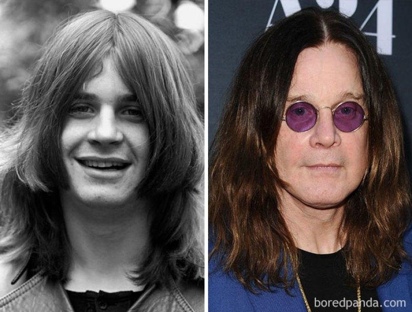celebrities jobs before being famous 184 5980915dc6338  700 - Onde trabalharam os famosos americanos? (Fotos: antes e depois)