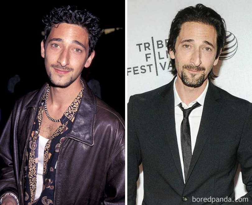 celebrities jobs before being famous 189 598421a9af13b  700 - Onde trabalharam os famosos americanos? (Fotos: antes e depois)