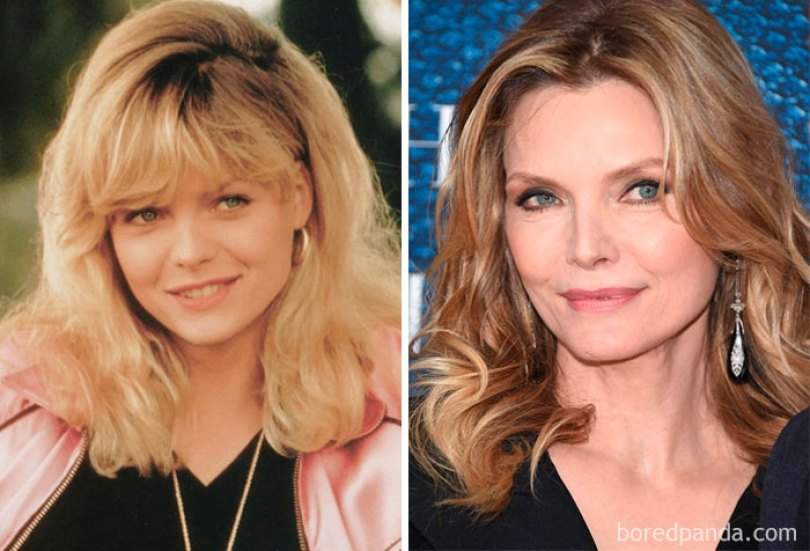celebrities jobs before being famous 200 5983317a51388  700 - Onde trabalharam os famosos americanos? (Fotos: antes e depois)