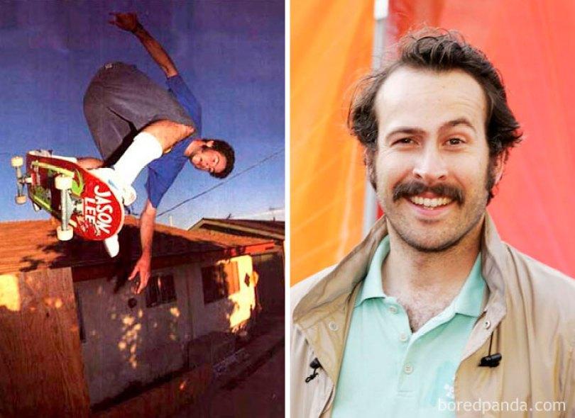 celebrities jobs before being famous 204 5984285266d29  700 - Onde trabalharam os famosos americanos? (Fotos: antes e depois)