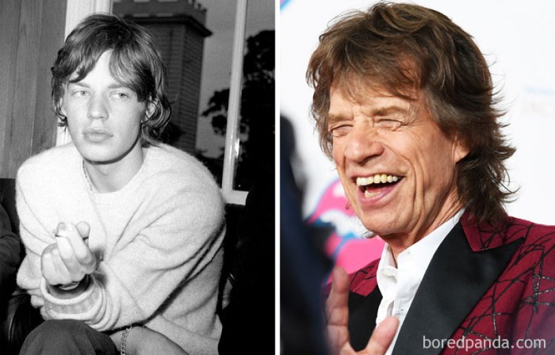 celebrities jobs before being famous 93 598427d00fd25  700 - Onde trabalharam os famosos americanos? (Fotos: antes e depois)