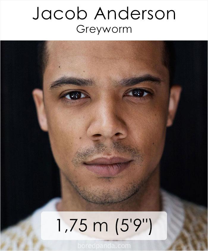 Got Actor Height