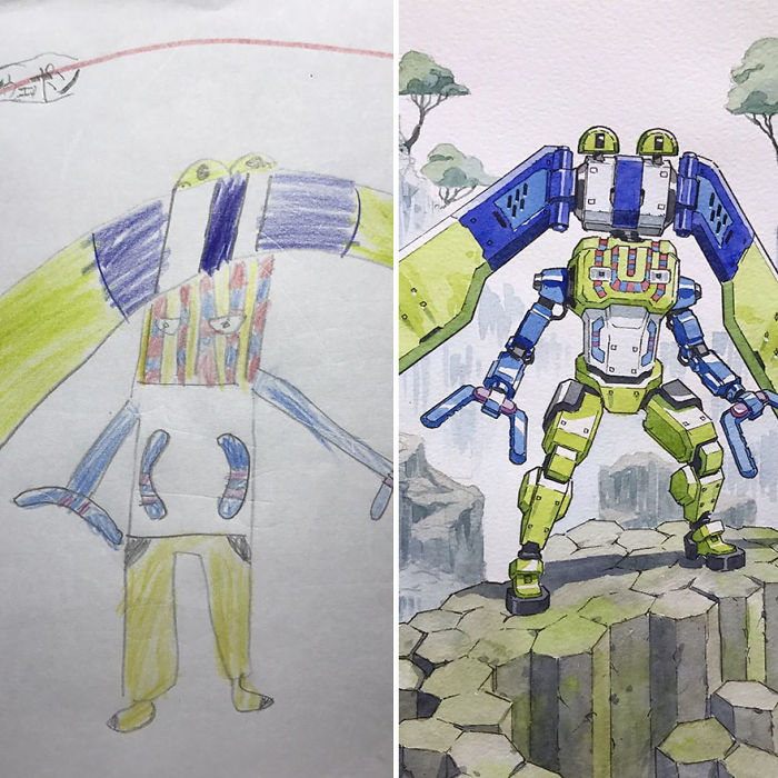 Sons-sketches-to-anime-drawings-thomas-romain
