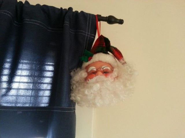 My Mother-In-Law Has This Thing Hanging In Our Kitchen Window And It Is Creeping Me The Fuck Out