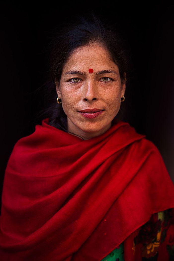She photographed women in 60 countries to change the way we see beauty 59c8d2a21bd2e  880 - Projeto de fotógrafa romena propõe tirar fotos de mulheres pelo mundo