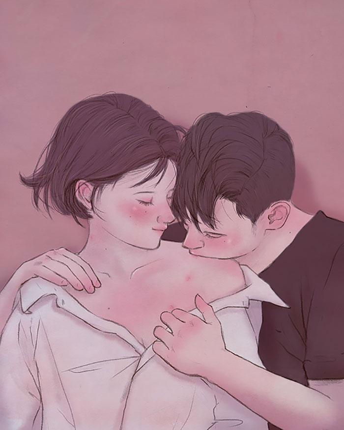Loving Those Small Kisses