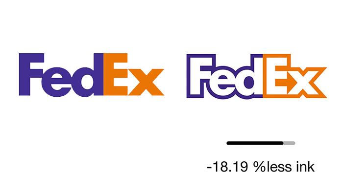 """less ink ecobranding logo design 7 59bf73bf61afd  700 - Logos mais suaves estão na """"moda"""""""
