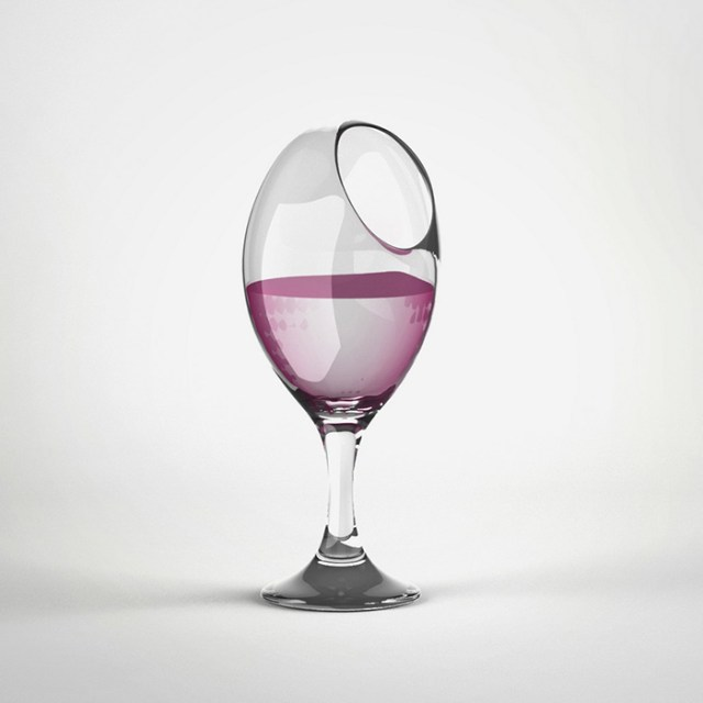 The Uncomfortable Wine Glass