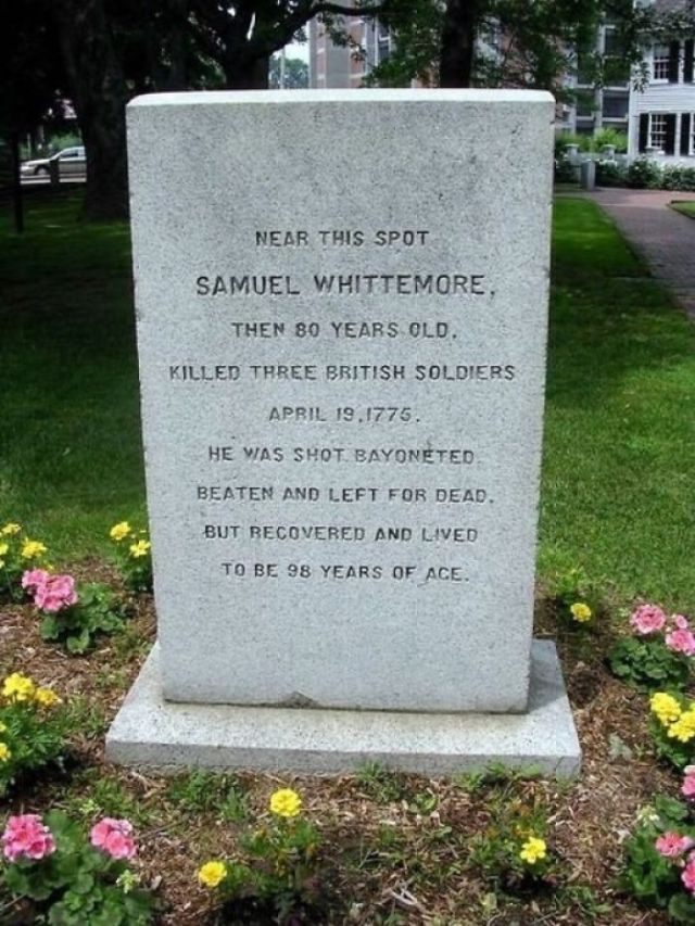 This Man's Tombstone Is A Giant Middle Finger