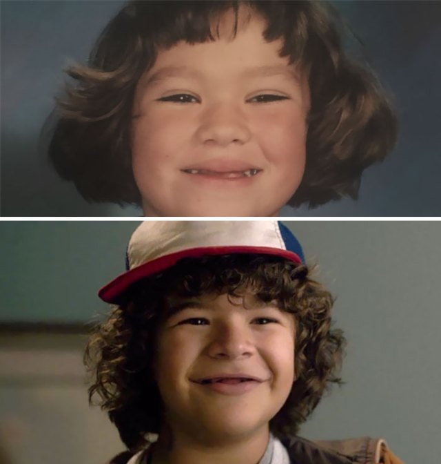 21 Years Ago, My Girlfriend Was Dustin From 'Stranger Things'