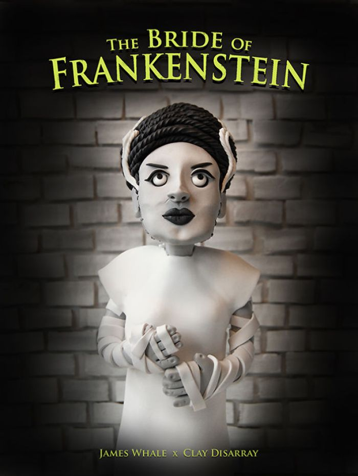 The Bride Of Frankenstein (James Whale, 1935)