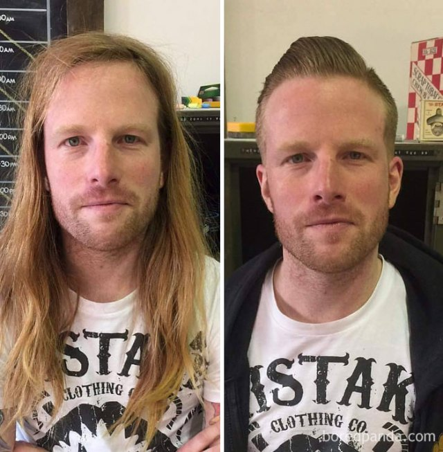 This Little Makeover Happend On Mr Best